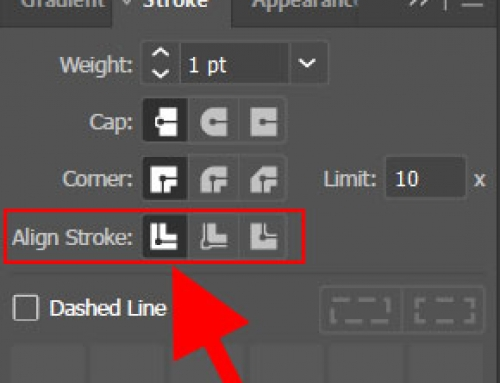 Variable Width Profile Is Greyed Out In Illustrator